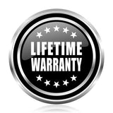 LIFETIME CRYSTAL WARRANTY