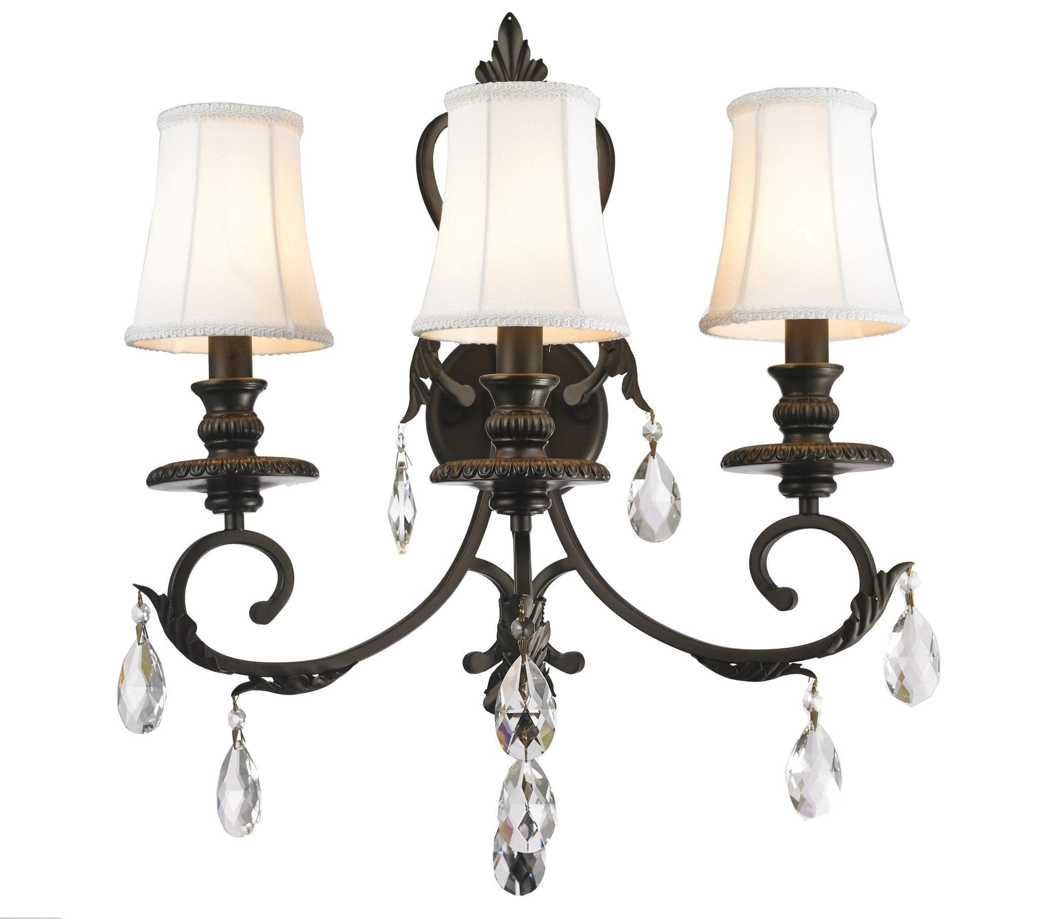 chandelier l pixball chandeliers sconce crystal wall com plug in
