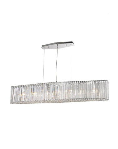 Crystocia - Modular GEO Bar Light - 120cm-Designer Chandelier Australia