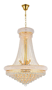 Royal Empress Basket Chandelier - GOLD - W:70cm - Designer Chandelier