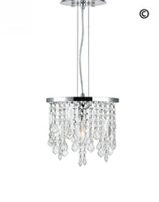 Harmony Crystal Pendant Light - Designer Chandelier