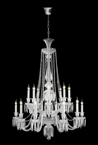Buckingham Chandelier - 16 ARM (As Supplied to the Bachelor) - Designer Chandelier
