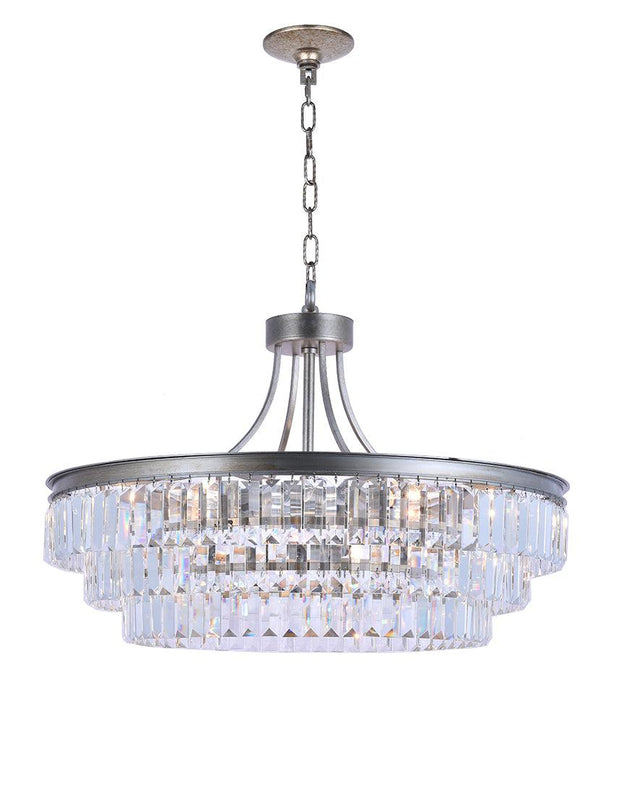 Jordan Collection - 70cm - Champagne - Designer Chandelier