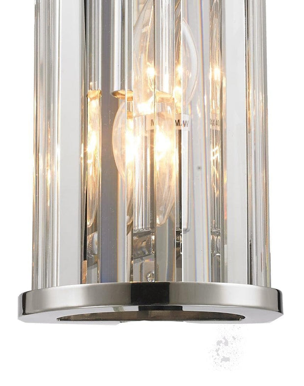 NewYork Oasis Wall Sconce - Clear - Height 22cm - Designer Chandelier