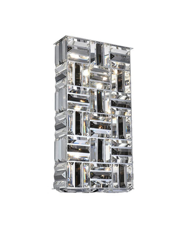 Aurora - NewYork Wall Sconce - Rectangle - Height:56cm - Designer Chandelier