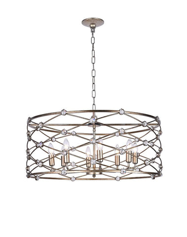 Eliza Collection - Round Pendant- Width: 75 cm - Designer Chandelier