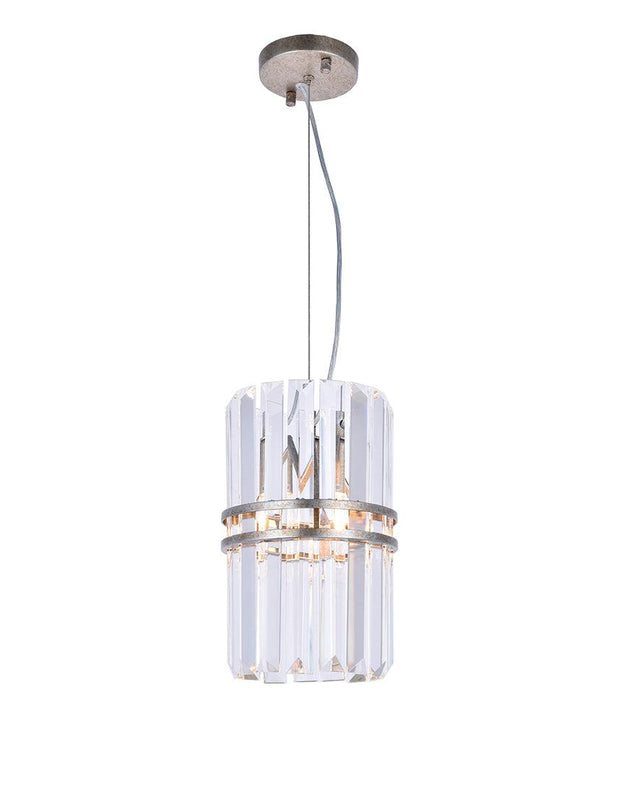 Ashton Collection - 20cm - Champagne Finish - Designer Chandelier