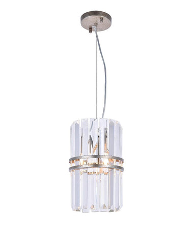 Ashton Collection - 20cm - Champagne Finish - Designer Chandelier  Ashton Collection - 20cm - Champagne Finish - Designer Chandelier