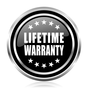 LIFETIME CRYSTAL WARRANTY & 5 YEAR FRAME WARRANTY