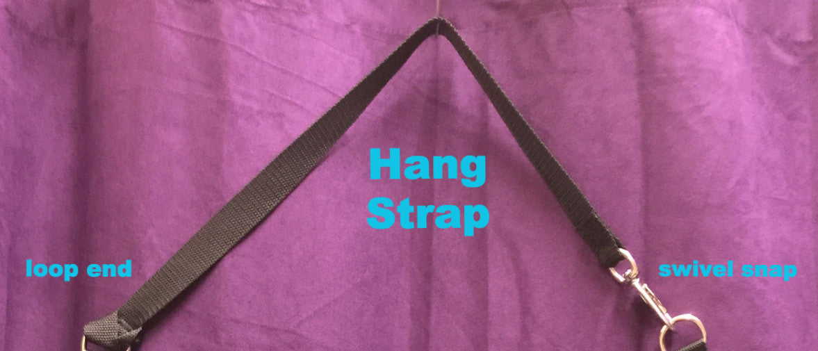 Strap with 2 Snaps