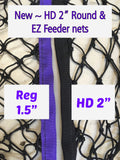 "2"" HD ~ Big Nets"