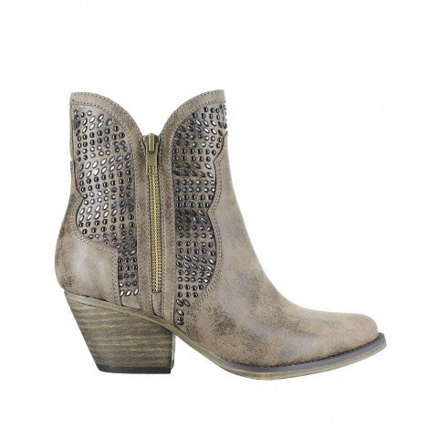Austin Studded Ankle Boot