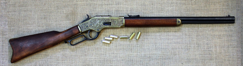 73 Winchester (gold engraved)