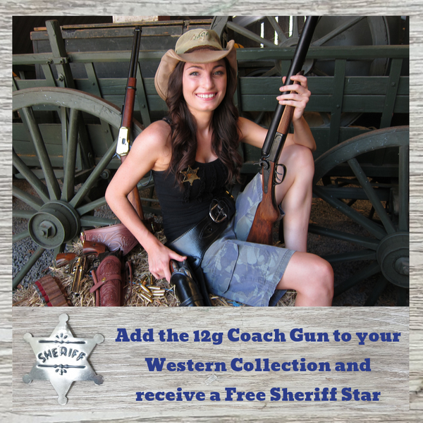 12G Coach Gun Special Offer