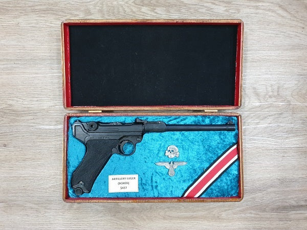 Artillery Luger Boxed
