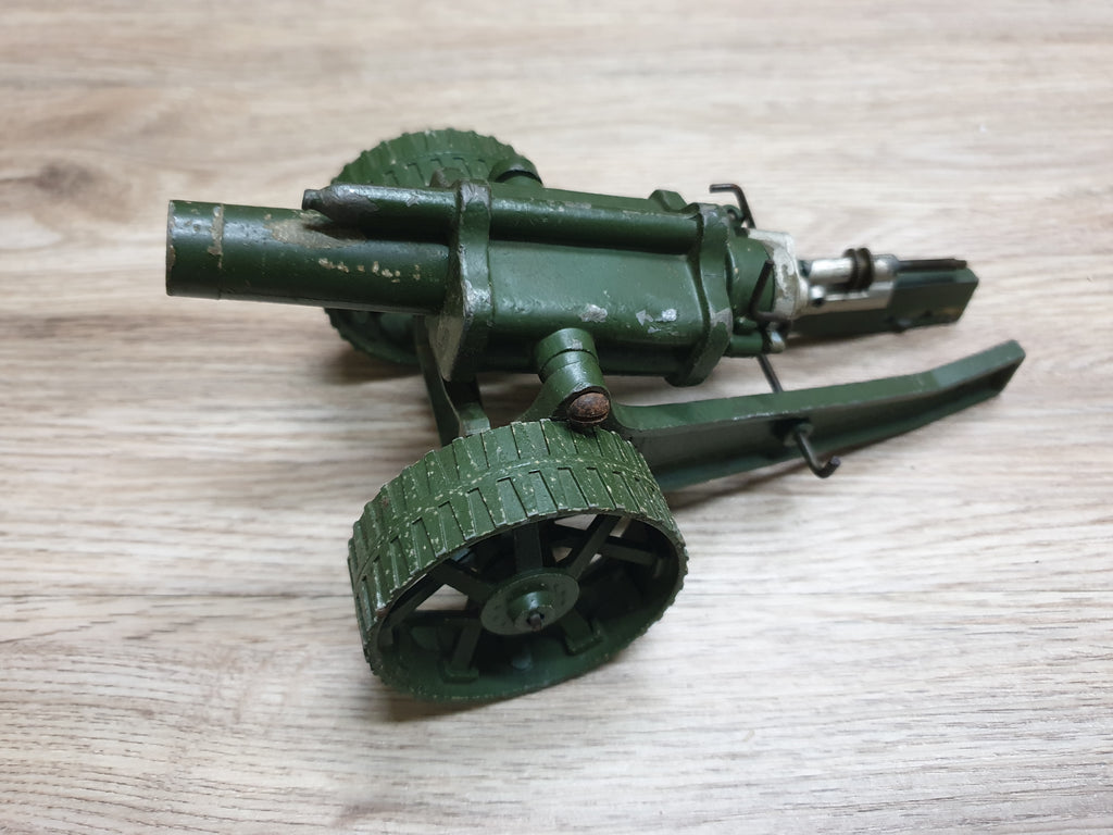 Cast Alloy WW1 Toy Cannon Britain's Eng