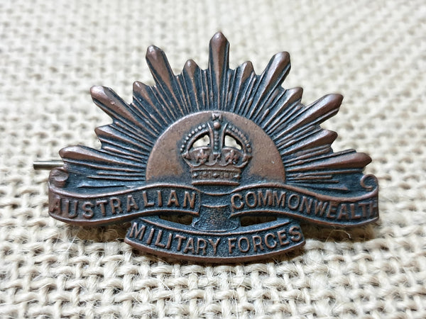 Australian Rising Sun WW2 Era (Kings Crown)