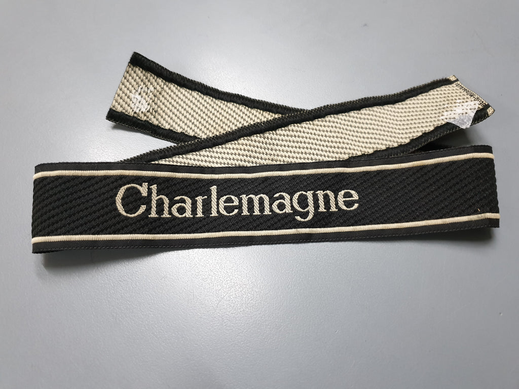 Charlemagne Cuff Title