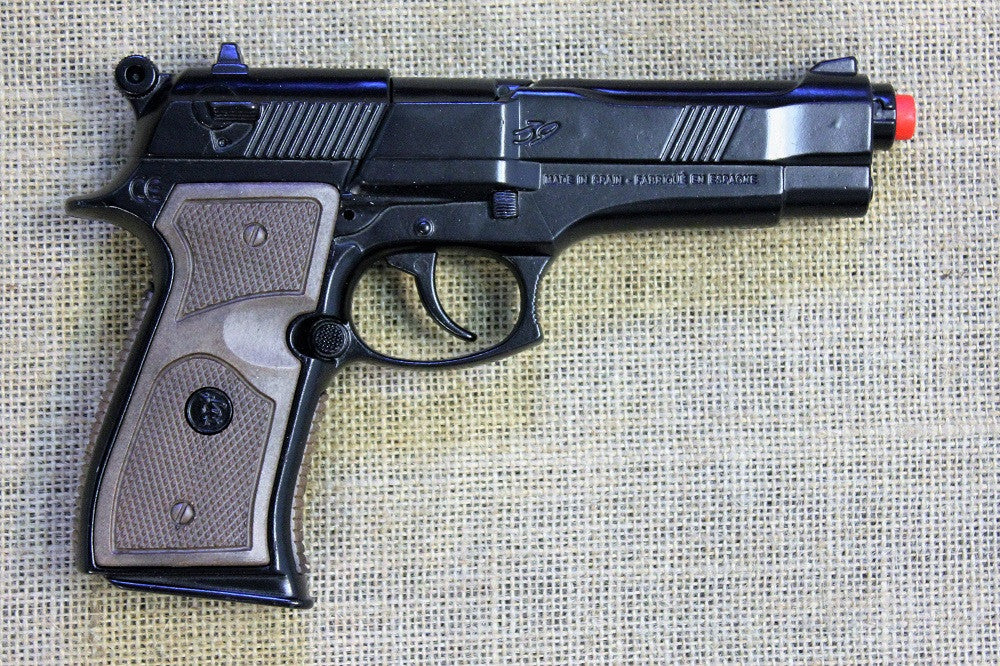 Copy of Beretta in black - Toy Gun