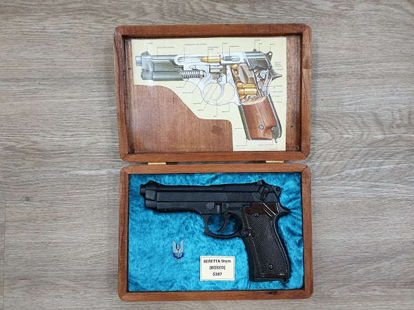 Beretta 9mm Boxed
