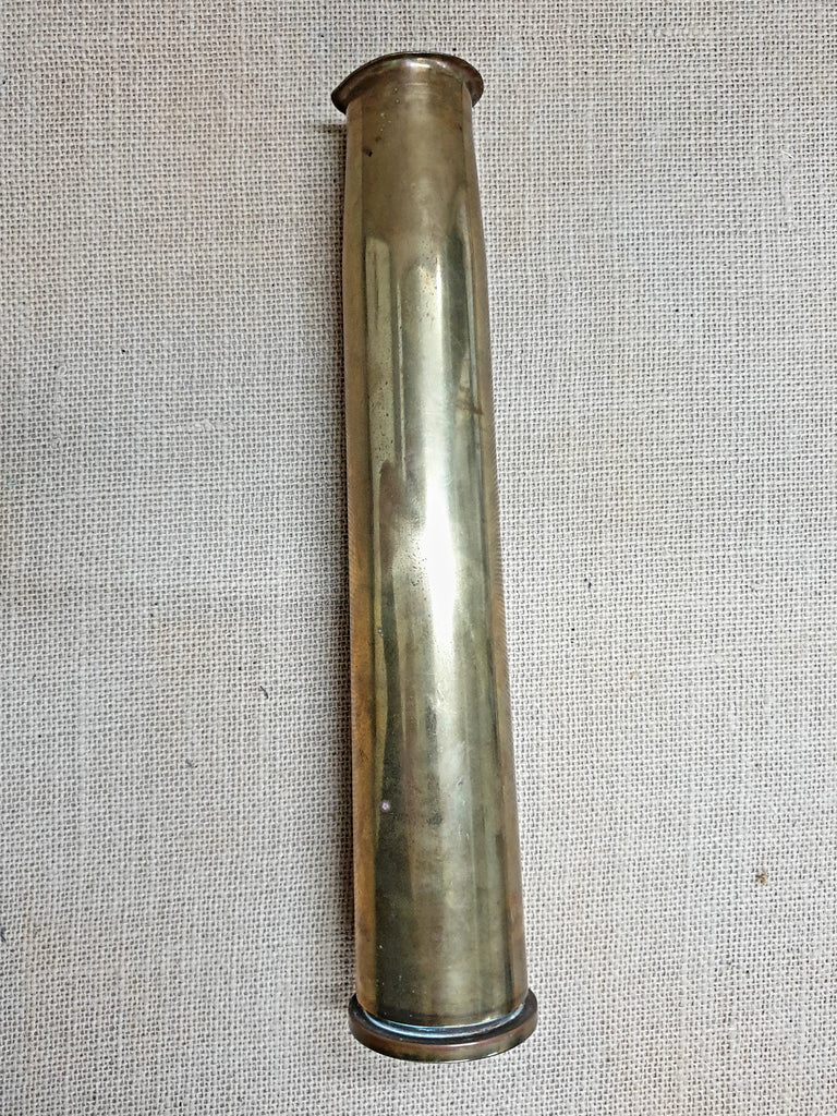 Trench Art Vase Bofors 40mm 1942