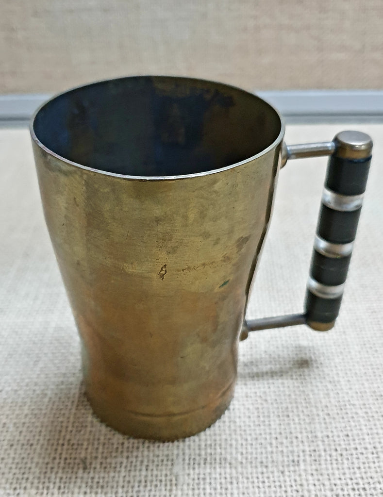 Trench Art Mug 6 Pounder Exc Condition