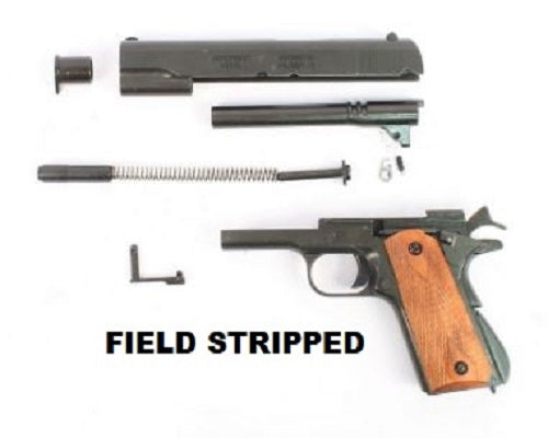 Colt .45 M1911A1 Field Strippable Replica (Timber Grip)