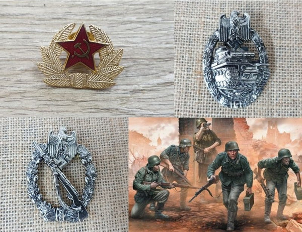 WW2  Badges