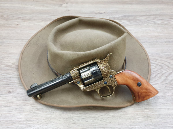 Engraved Colt .45 Presentation Model