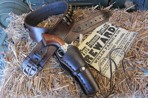 Gunfighter Rig in Brown