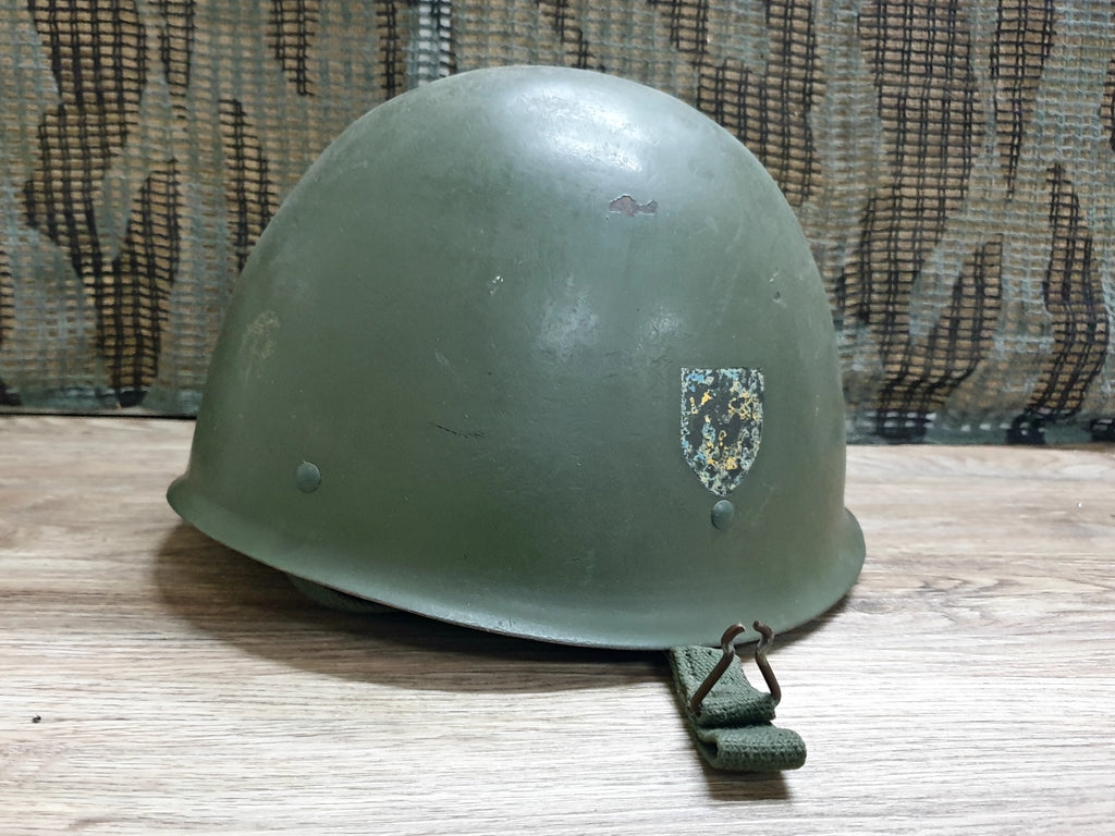 Swedish Helmet Post WW2