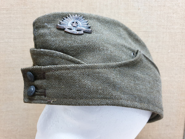 Australian Side Cap WW2 1940
