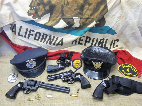 California Highway Patrol Police Collection