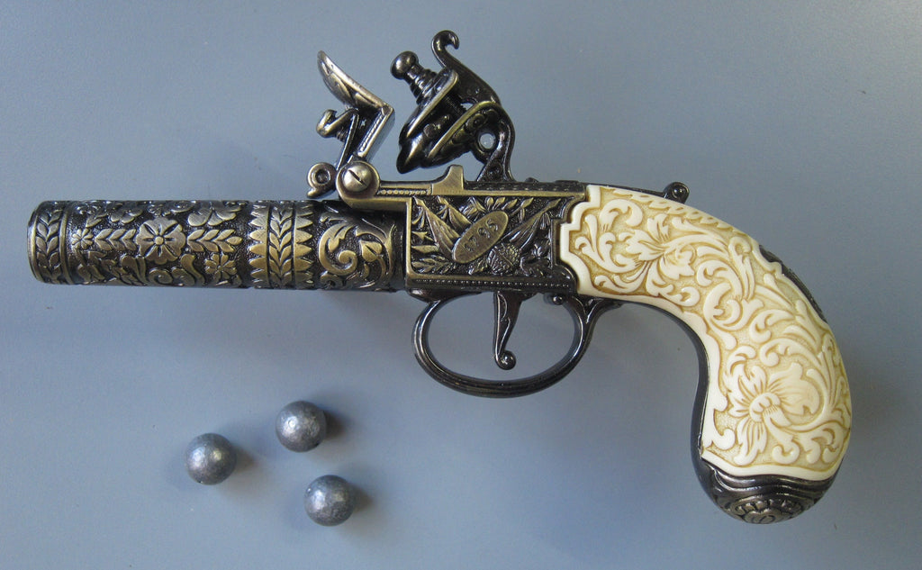 Flintlock Box-lock Charing Cross. London 1795
