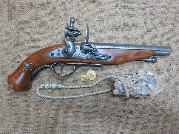 French Pirate Pistol 18th Century