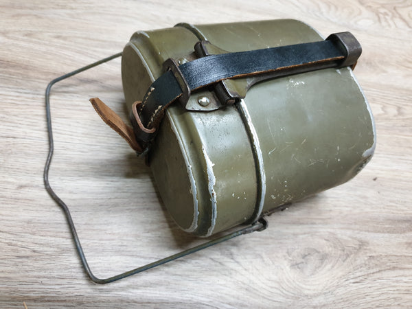 German Food Canteen 1944 with Strap