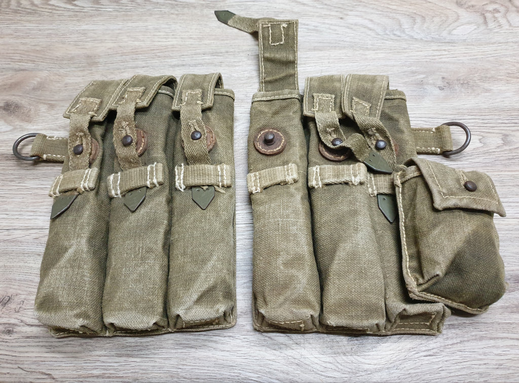 Mp40 Ammo Pouch Pair