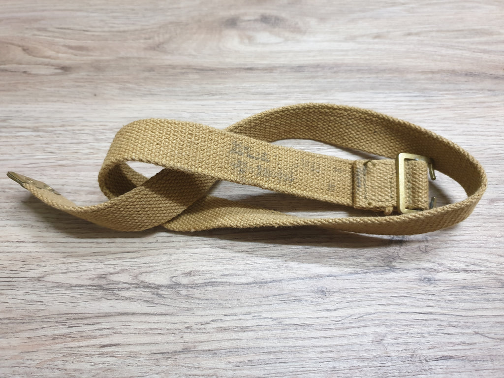 WW2 Equipment Strap Web