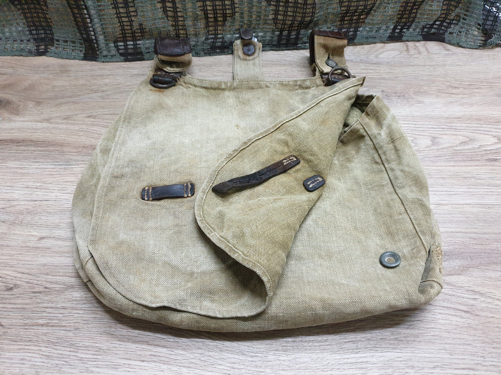 German WWI Bread Bag (repaired)
