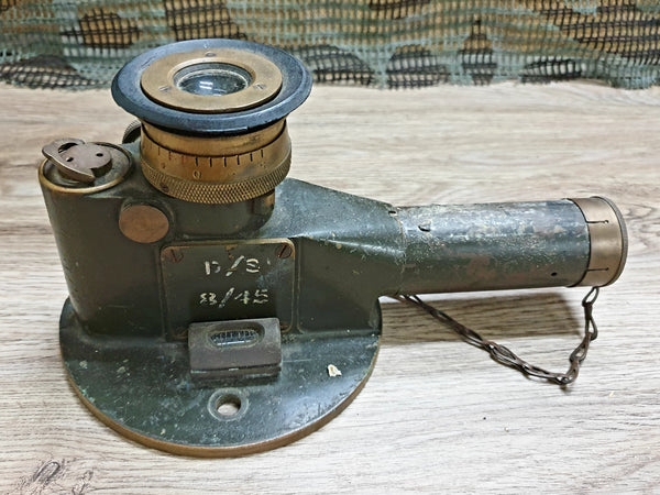 Sighting Device Telebearing Scope Artillery (1939)