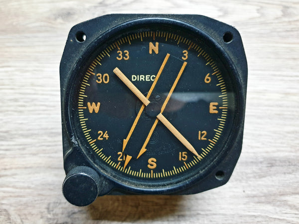 Aircraft Direction Gauge USA/Indicator