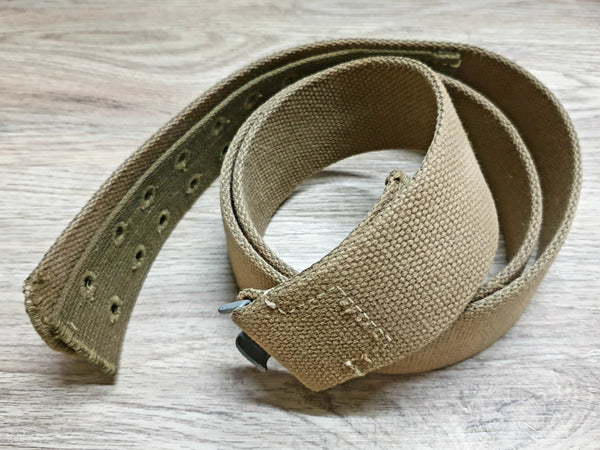 German Web Belt repro Afrika Size 120