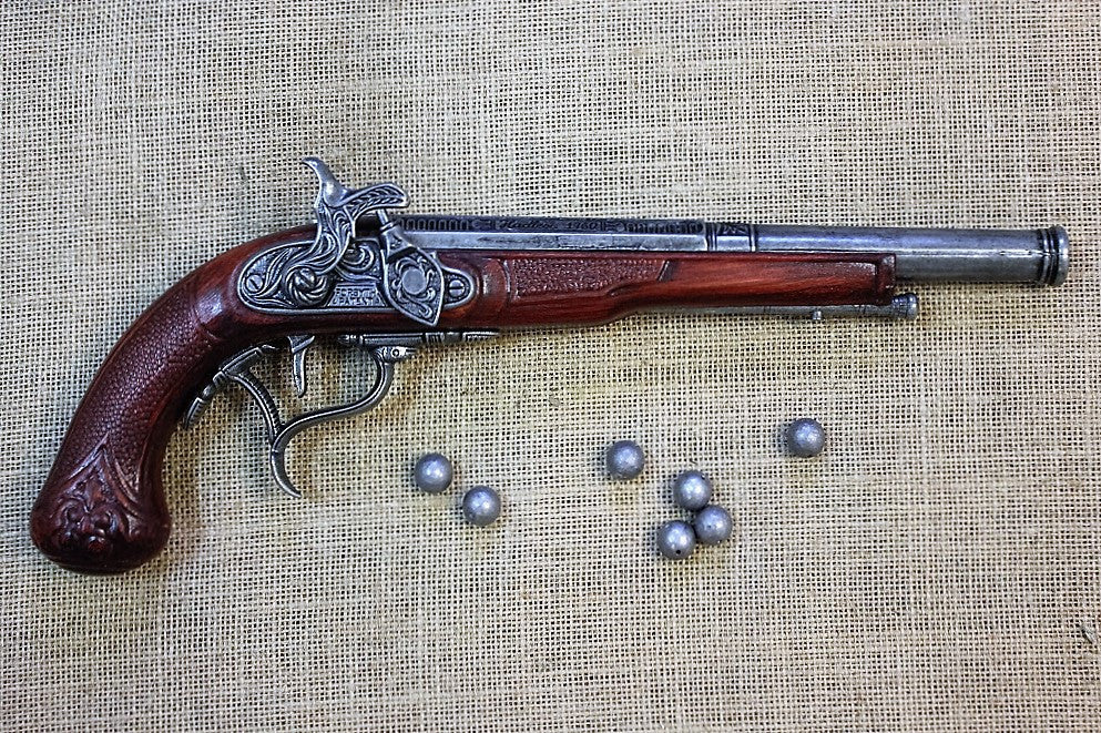 Percussion 1760 pistol