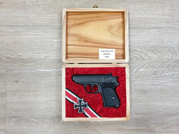 Walther PPK boxed