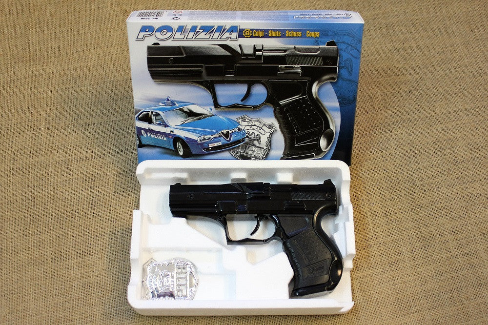 Walther P99 Black 8 Shot - Toy Gun