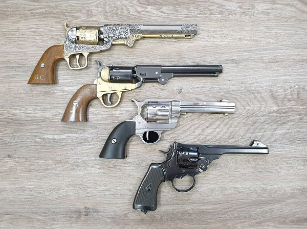 Revolver Wall Plaque Collection