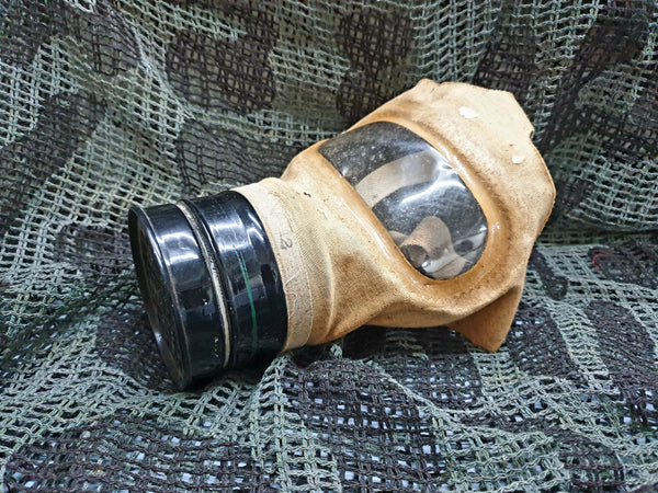 WW2 British Civilian Gas Mask