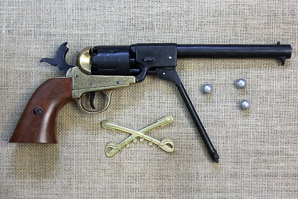 Colt Civil War (brass frame)