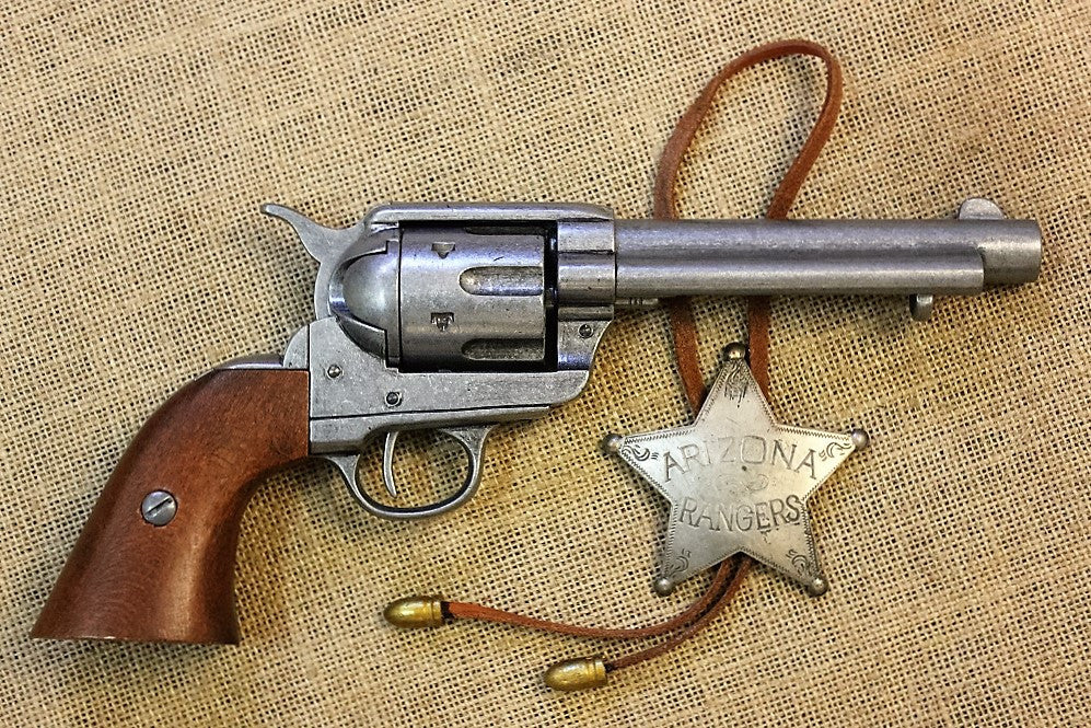 Colt Frontier with Free Western Quick Draw Holster