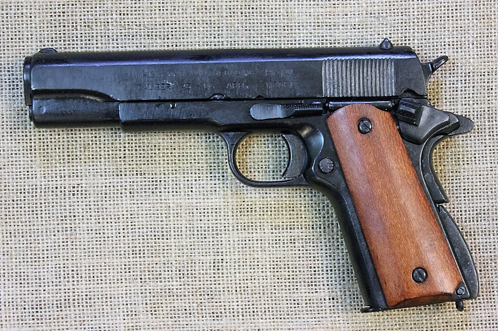 Colt Govt .45 Auto (Timber grips)